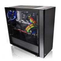 Thermaltake Black Versa J21 Tempered Glass Edition Mid Tower Chassis