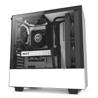 NZXT H500 White Mid Tower