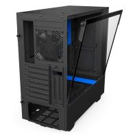 NZXT H500i Black/ Blue Mid Tower