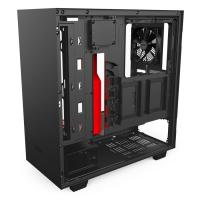 NZXT H500i Black/ Red Mid Tower