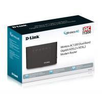 D-Link DSL-3785 AC1200 Dual-Band MU-MIMO Gigabit VDSL2/ ADSL2+ Modem Router