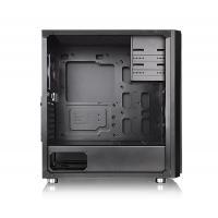 Thermaltake Versa H26 Tempered Glass Mid Tower Case - Black