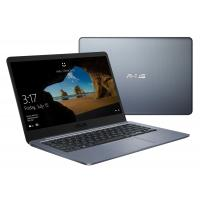 "Asus E406SA-BV023T Pentium N3710 4GB,64GBeMMC,14""HD Intel HD,802.11BGN+BT,RJ45,HDMI,VGA,USB2.0,USB3"