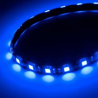 Bitfenix Alchemy Blue Magnetic LED Strips- 300mm, Blue Colour, 15x LEDs