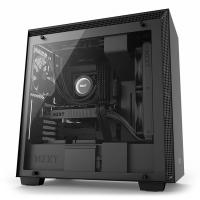 NZXT H700 Mid Tower Chassis - Black