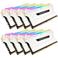 Corsair 64GB(8x8GB)CMW64GX4M8C3000C15W DDR4 3000MHz Vengeance Pro RGB