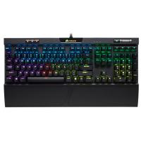 Corsair Gaming K70 MK2 RGB LED Mechanical Gaming Keyboard - Cherry Blue