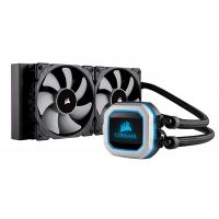 Corsair Hydro Series H100i Pro RGB Extreme Performance Liquid CPU Cooler