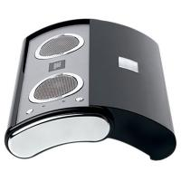 JBL On Tour White Speakers