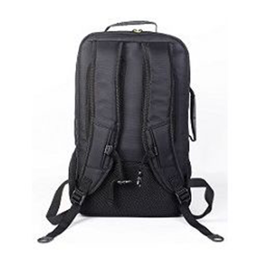 """Access 18"""" Backpack - Black and Yellow"""