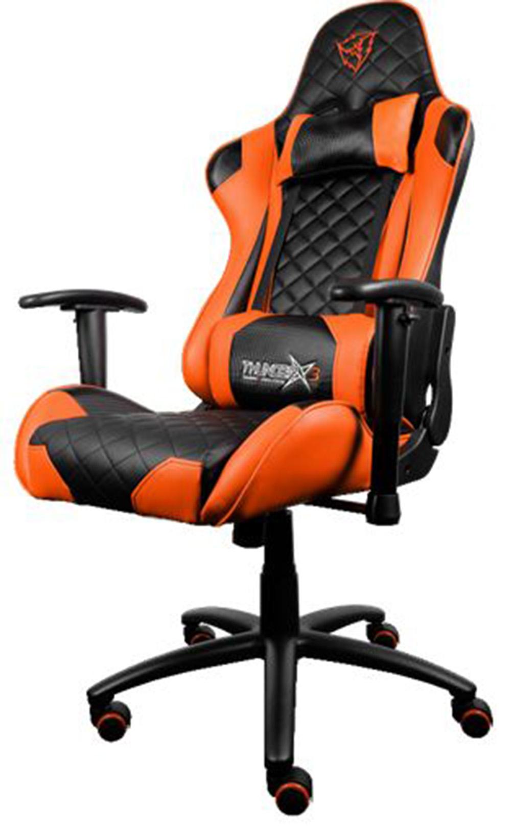 ThunderX3 TGC12 Series Gaming Chair Black/Orange