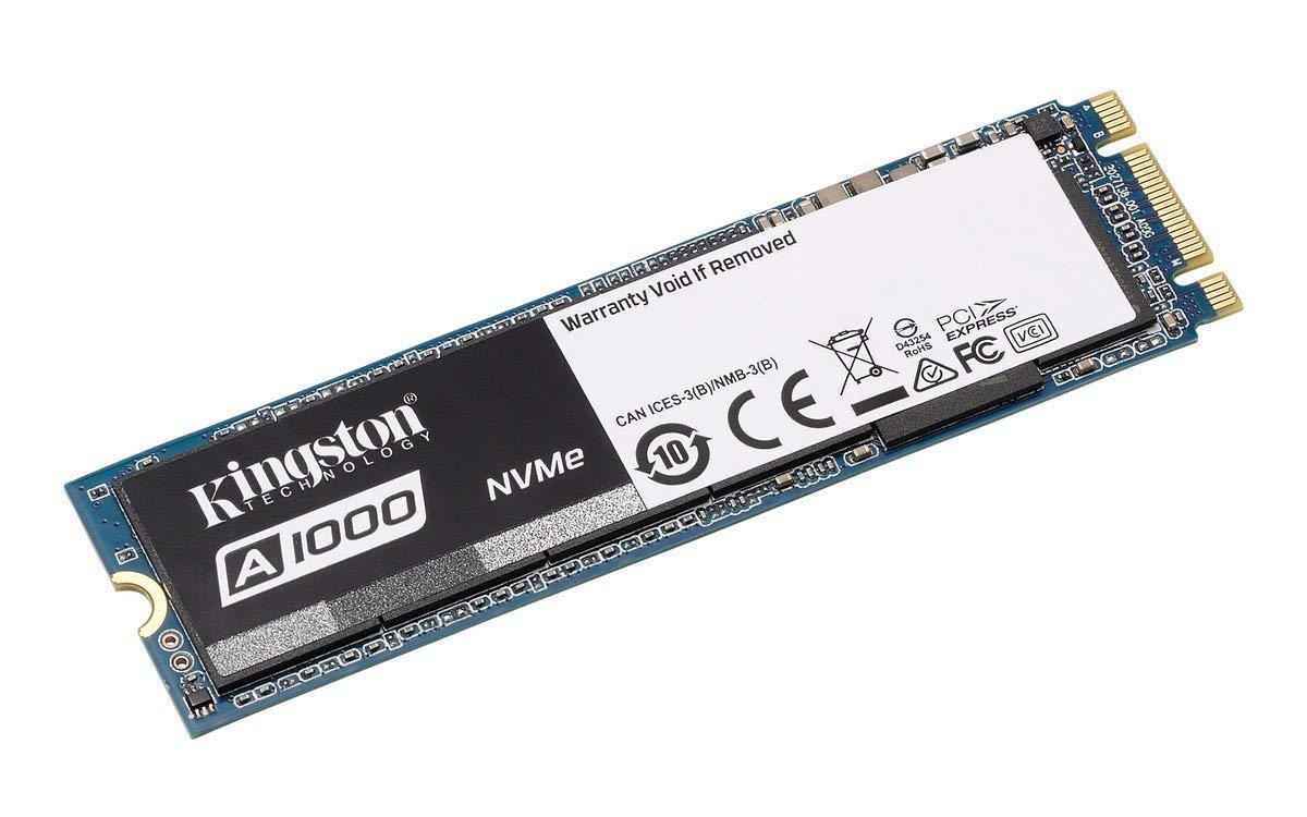 Kingston 240G SSDNOW A1000 M.2 2280 NVMe