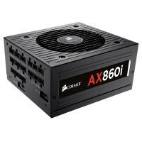 Corsair AX-860I  ATX Power Supply,80 PLUSPlatinum Full Modular