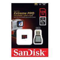 SanDisk SDSQXPJ-128G-GN6M3 128GB Extreme Pro MicroSDXC U3 C10