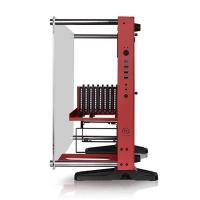Thermaltake Core P3 TG Red Edition with Tt Gaming Riser Cable