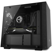 NZXT H200 Mini ITX Chassis - Black
