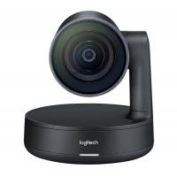 Logitech Rally Camera: Premium PTZ camera with Ultra-HD imaging system and automatic camera control