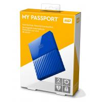 Western Digital My Passport 2TB Thin Blue 2.5In USB 3.0