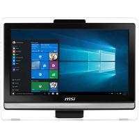 """MSI PRO 20ET 7M-022XAU i3-7100/4G/1TB/19.5"""" HD+ Multi Touch/NO OS Black AIO PC"""