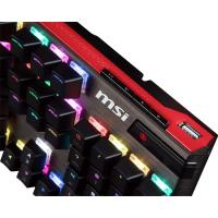MSI Gaming Vigor GK80 RGB Mechanical Keyboard MX Silver