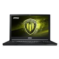 MSI WS63 15.6in FHD i7 8750H Quadro P2000 256GB SSD + 1TB HDD Workstation Laptop (8SJ-012AU)