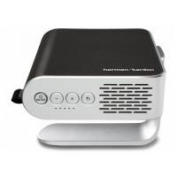 Viewsonic M1 WVGA Portable Projector with Harman/Kardon Speakers Built In
