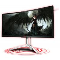 AOC AGON 35in 3K-UWQHD 120Hz VA Ultrawide G-Sync Gaming Monitor (AG352UCG6)