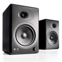 Audioengine 5+ Wireless Active Speakers - Satin Black