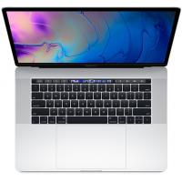 Apple MR962X/A 15-inch MacBook Pro with Touch Bar: 2.2GHz 6-core i7 processor, 256GB - Silver