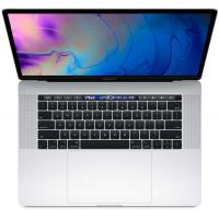 Apple MR972X/A 15-inch MacBook Pro with Touch Bar: 2.6GHz 6-core i7 processor, 512GB - Silver
