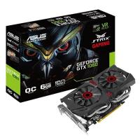 Asus GeForce GTX 1060-DC26G Strix 6GB Video Card