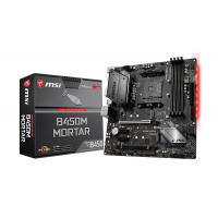 MSI B450M Mortar AM4 mATX Motherboard