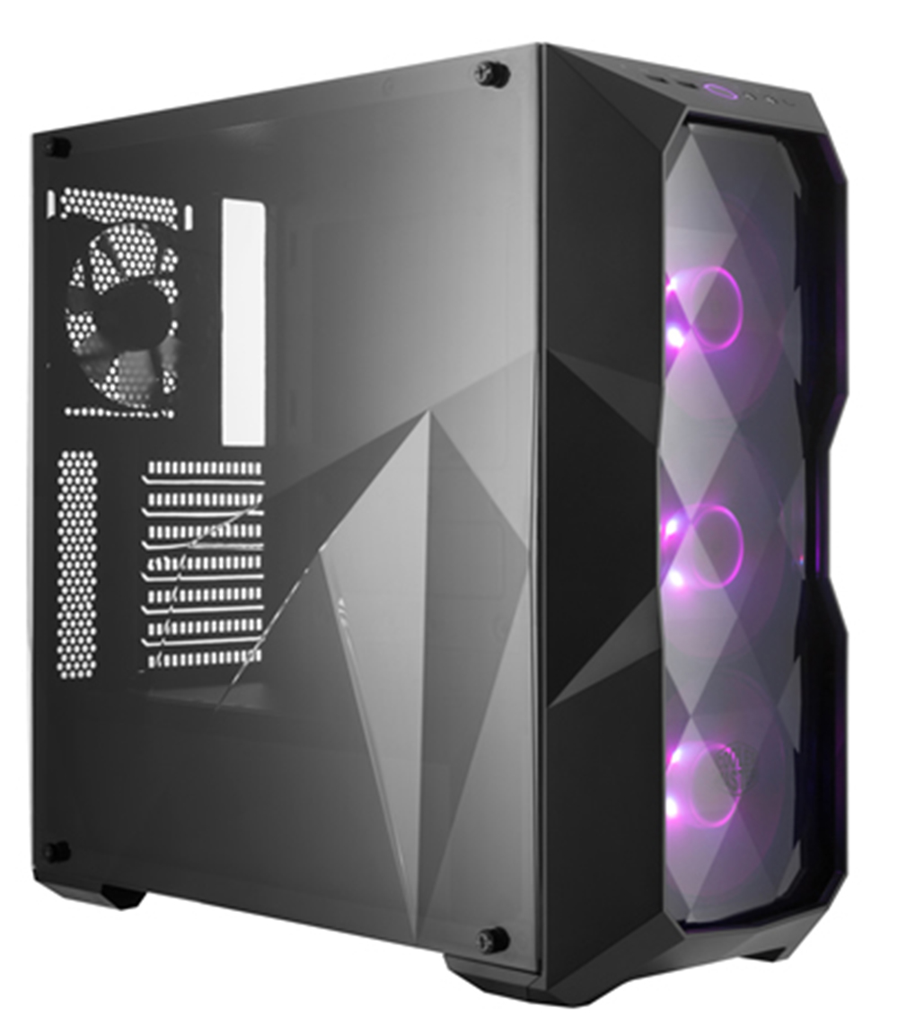 Cooler Master MasterBox TD500 RGB Diamond Cut Design