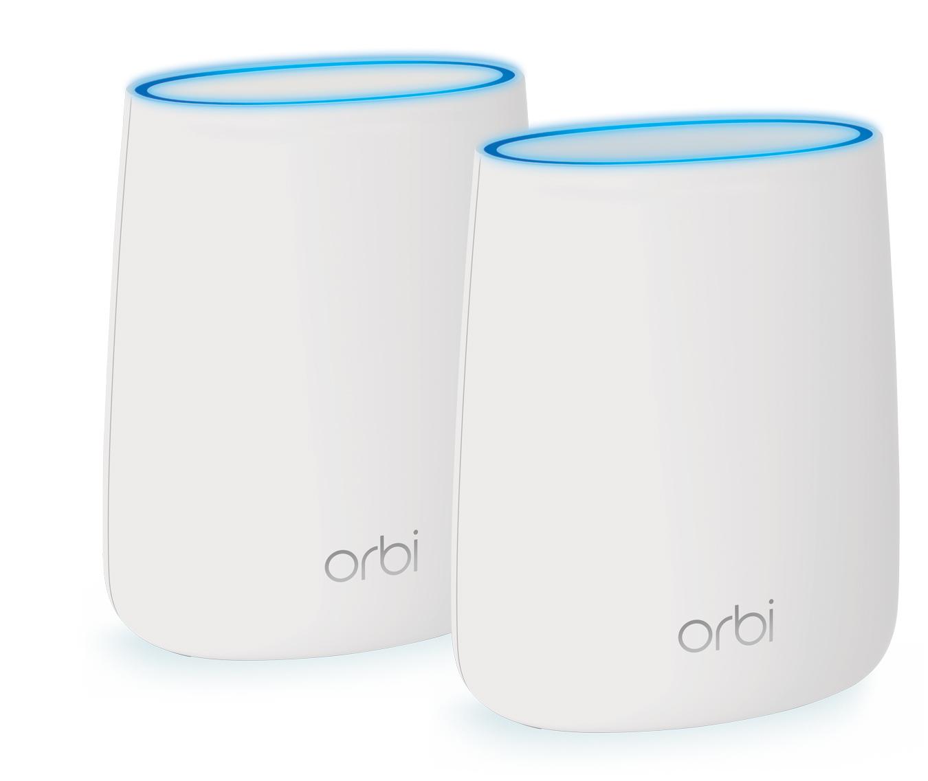 Netgear RBK20-100AUS Orbi Whole Home AC2200 Tri-band WiFi System (Router & Satellite)