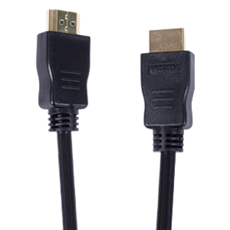 Laser CB-HDMI2-V2 4K HDMI Cable V2.0 2m Gold 1080p