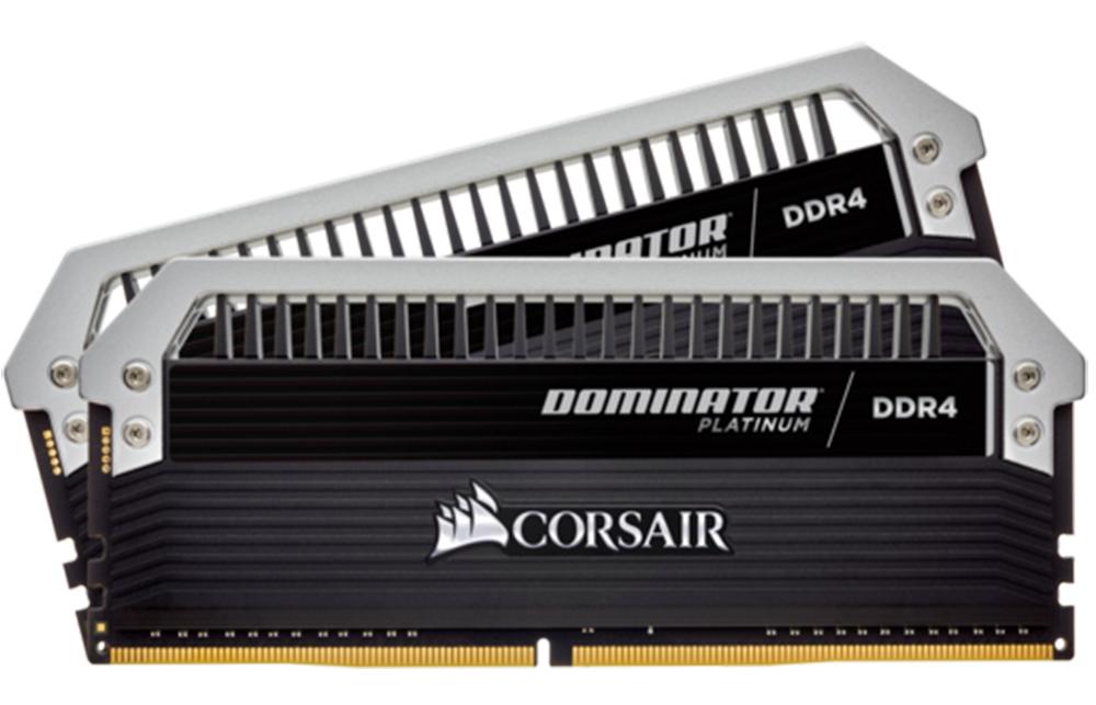 Corsair 16GB CMD16GX4M2B3466C16 DDR4, 3466MHz 2 x 288 DIMM, Unbuffered, 16-18-18-36, DOMINATOR Pl