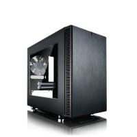 Fractal Design Define Nano S Black Mini ITX Case Window