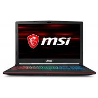 MSI GP63 15.6in FHD i7 8750H GTX 1060 256GB SSD + 1TB HDD Gaming Laptop (8RE-094AU)