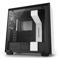 NZXT H700 Mid Tower Chassis - White