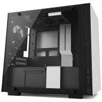 NZXT H200 Mini ITX Chassis - White