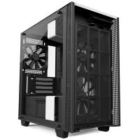 NZXT H400 Micro ATX Chassis - White