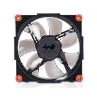 Inwin Aurora 120mm RGB Fan Black/Red - 1 Pack
