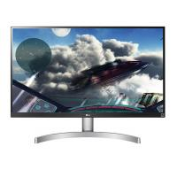 LG 27UK600-W 27inch, 4K IPS Display (3840 x 2160), HDR, sRGB, AMD FreeSync