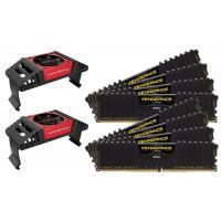 Corsair 128GB (8x16GB) CMK128GX4M8X3800C19 Vengeance 3800MHz DDR4 - Black