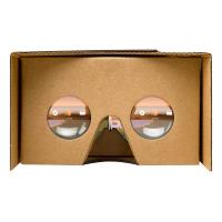 Google Cardboard V2 - Brown