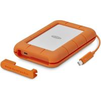 Lacie 500GB Rugged Thunderbolt and USB-C External SSD