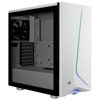 Corsair Carbide SPEC-06 Mid-Tower Tempered Glass RGB Gaming Case White
