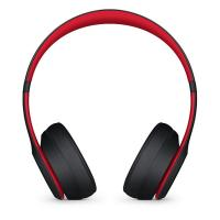 Beats Solo3 - The Beats Decade Collection, Defiant Black-Red