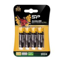 Silicon Power Alkaline AA (4PCS PACK)