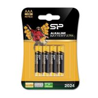 Silicon Power Alkaline Battery AAA (4PCS PACK)